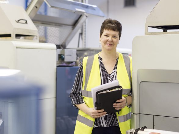 Adele logistics operations Manager