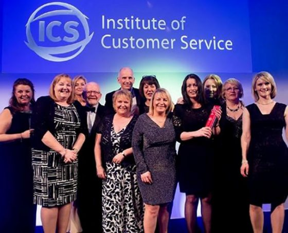 Damart wins ICS Award