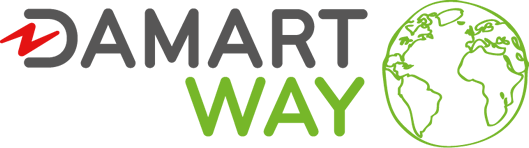 Damart Way logo