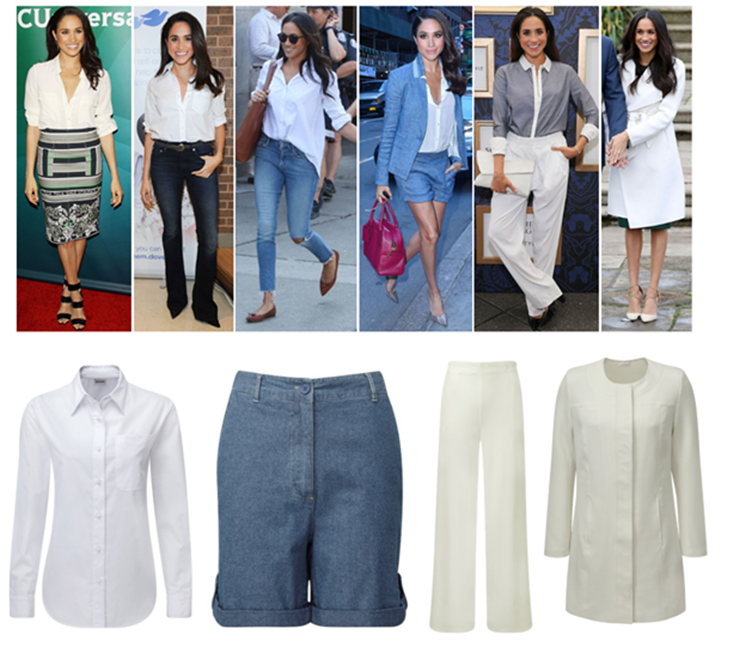 15d597c22aabc The Meghan Markle effect is sweeping the nation and Damart has the perfect  pieces to steal the style of the woman who stole Harry s heart.