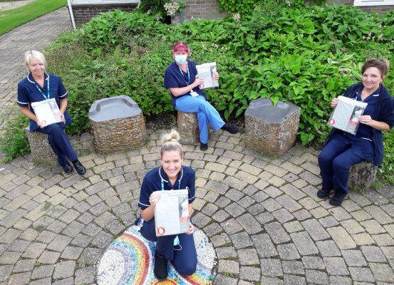 nurses from lynfield mount hospital
