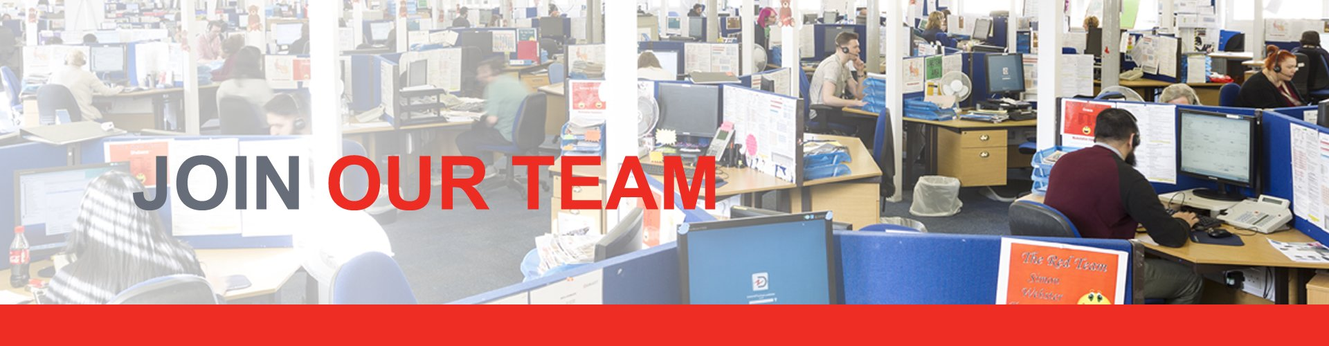join our team - damart