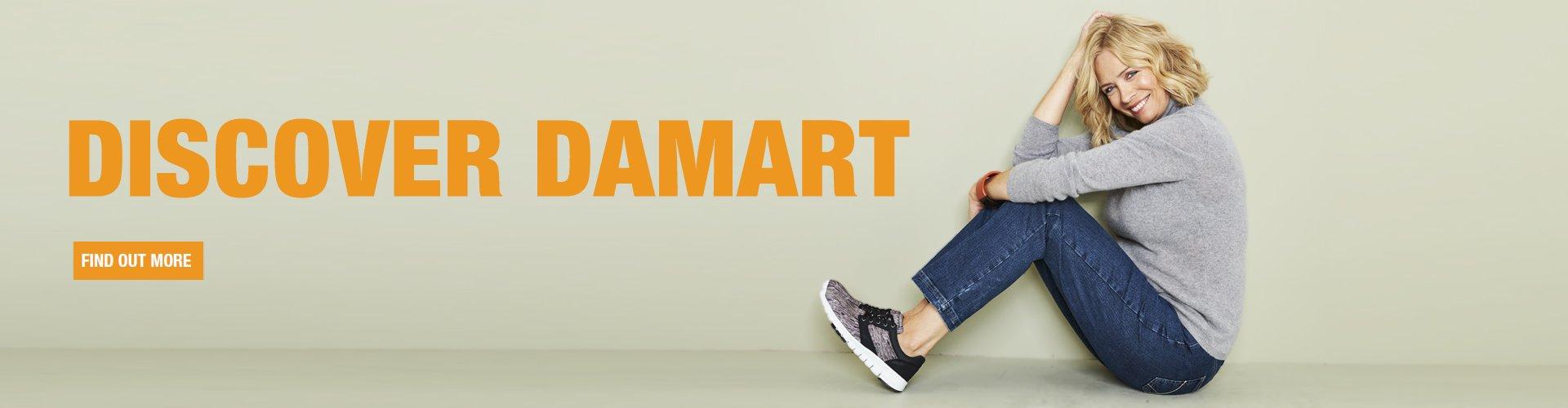 Discover Damart