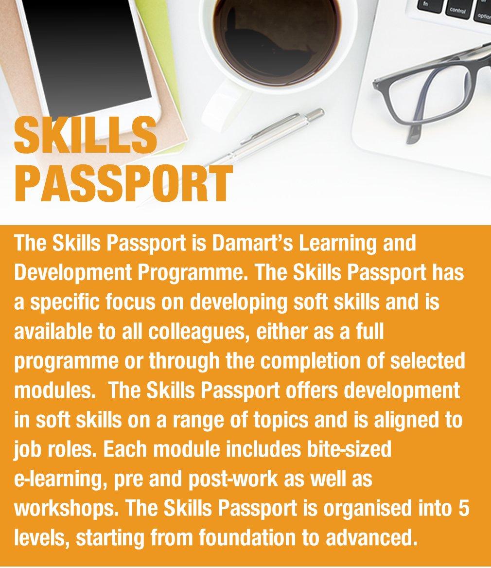 Skills Passport