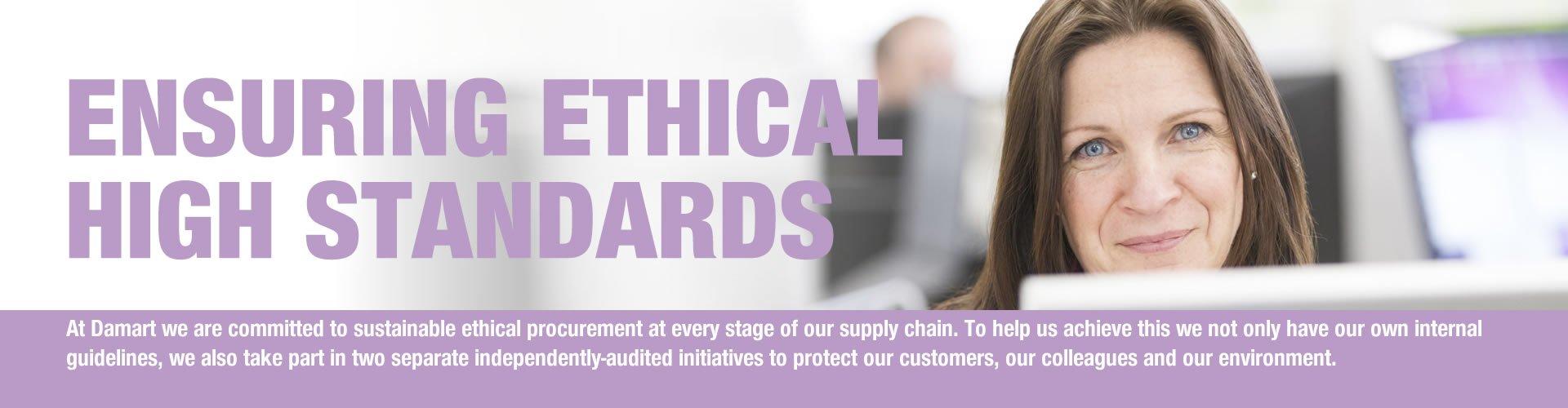 Damart Ensuring Ethical High Standards