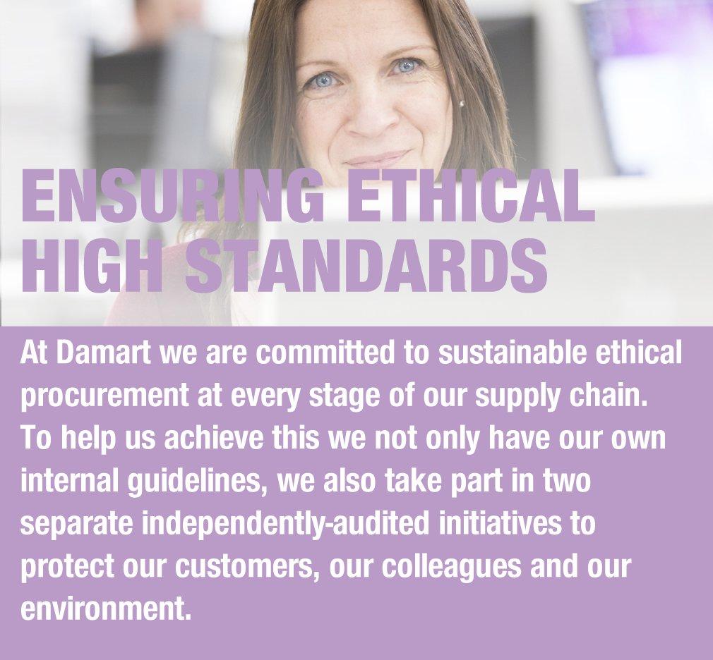 Ensuring Ethical HIgh STandards