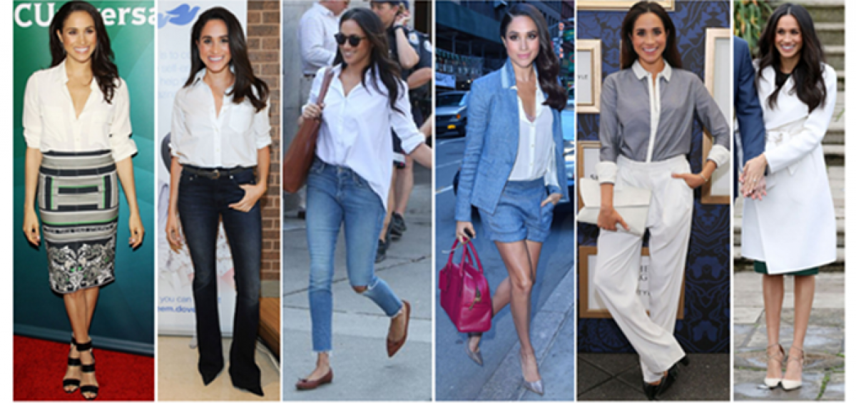 Steal the Meghan Markle look for less