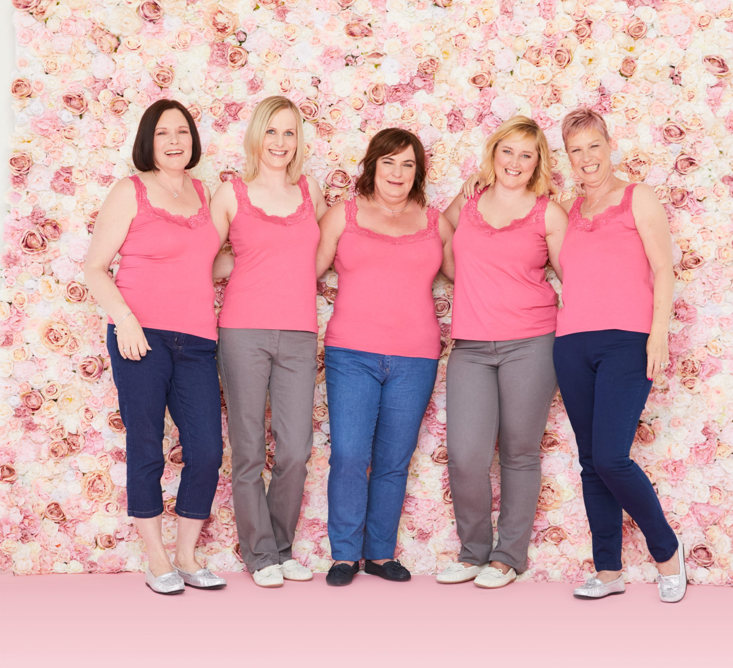 breast cancer now female group