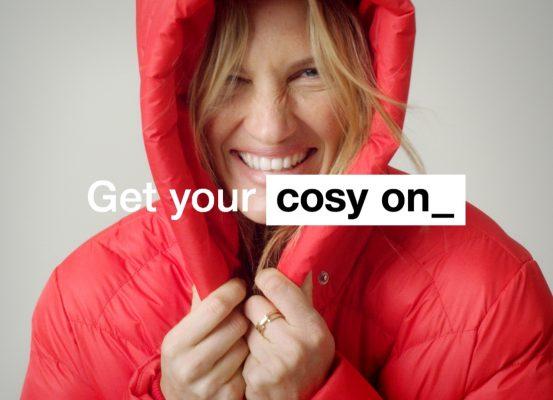 red coat womens fashion