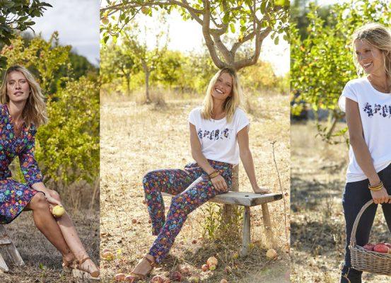damart regeneration woman model clothes